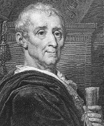 Montesquieu and george washington