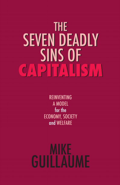 Seven deadly sins of capitalism cover